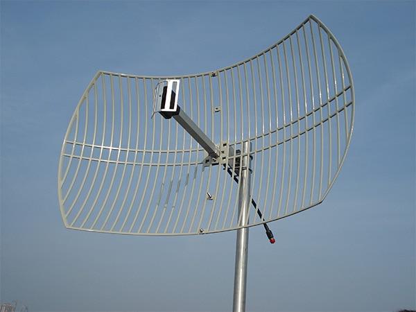 WiFi Grid Antenna 20dbi Outdoor Antenna for 2 4GHz 24dBi