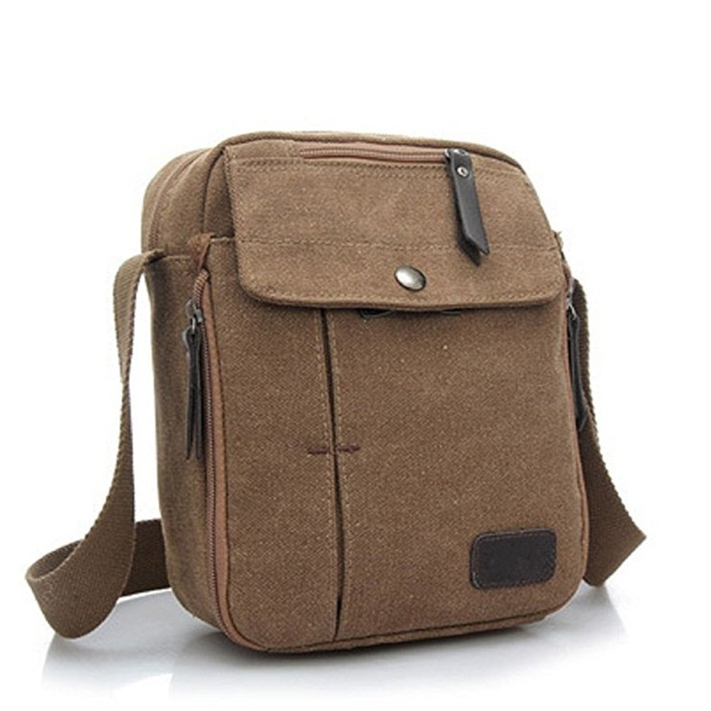 Travel Cool Canvas Bag Messenger Crossbody Teenager 19