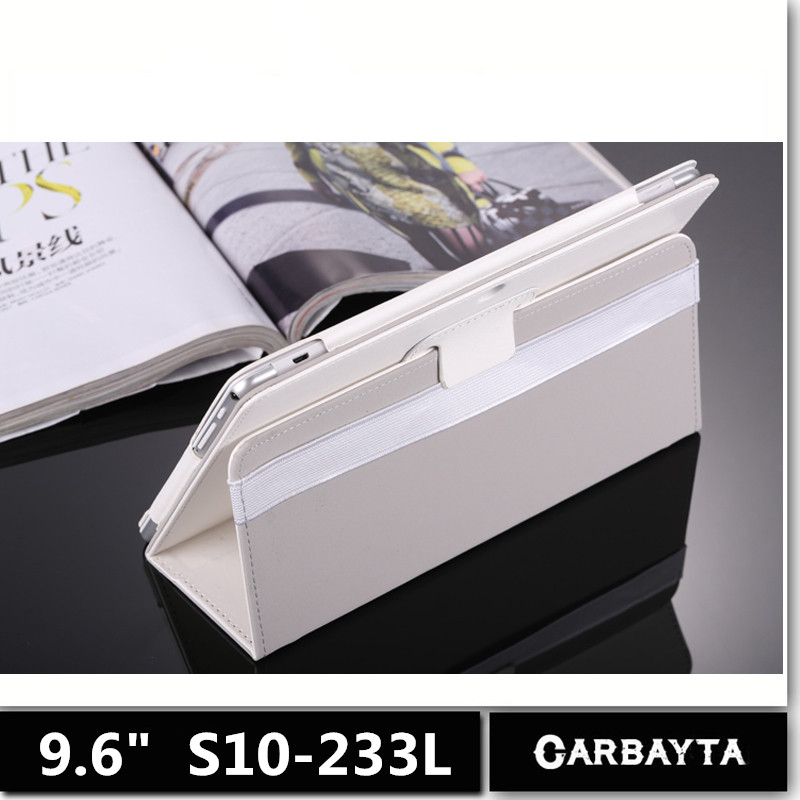CARBAYTA S10-233L tablet pcs 4G LTE android tablet pc 9.6 inch tablet Protective case cover White and black