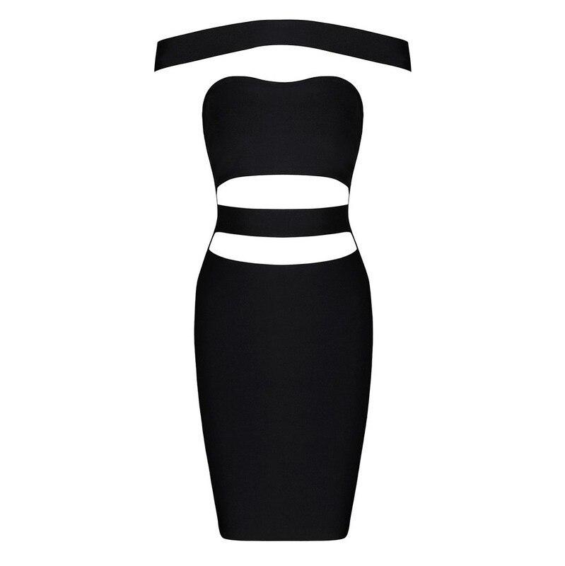 Высококачественное черное облегающее платье с вырезом-лодочкой высокого качества, сексуальное модное вечернее платье