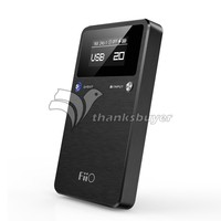 Portable USB DAC Amp Headphone Amplifier Fiio E17K 192kHz 24 Bit HIFI Lossless MP3 Player