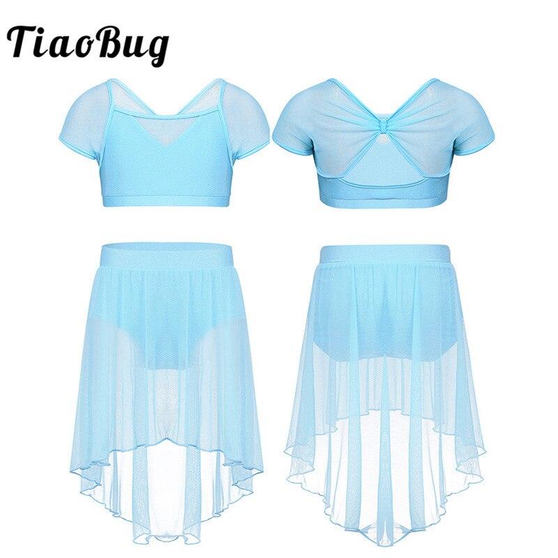 tiaobug-kids-teens-mesh-splice-cap-sleeve-font-b-ballet-b-font-tutu-skirt-with-crop-top-girls-gymnastics-shorts-top-lyrical-dance-costumes-set