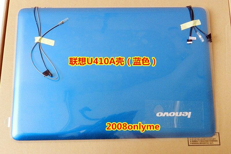 FOR lenovo U410A blue screen cover new original laptop shell