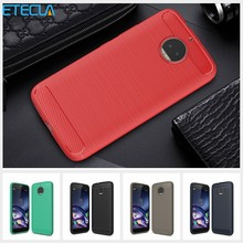 Voor Motorola G6 Plus Case Op Moto G6 Plus Cover Moto G6plus G6 + Premium Originele Siliconen Mix Hybrid Beschermende soft Shell(China)