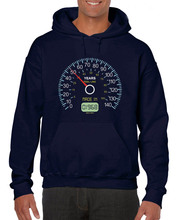 Speedometer 50Th Birthday 50 Years Made In 1968 Funny Gift Joke 2019 New MenS Hoodies Sweatshirts
