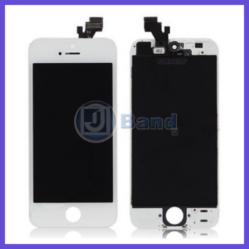 100% Work White Black LCD display With touch screen digitizer Assembly For iphone 5S black 100