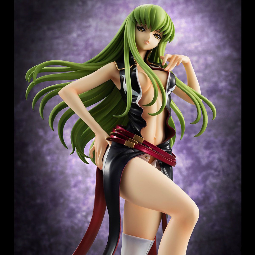 NEW 21cm C.C. CODE GEASS Lelouch of the Rebellion Action figure toys doll Christmas gift no  boxNEW 21cm C.C. CODE GEASS Lelouch of the Rebellion Action figure toys doll Christmas gift no  box