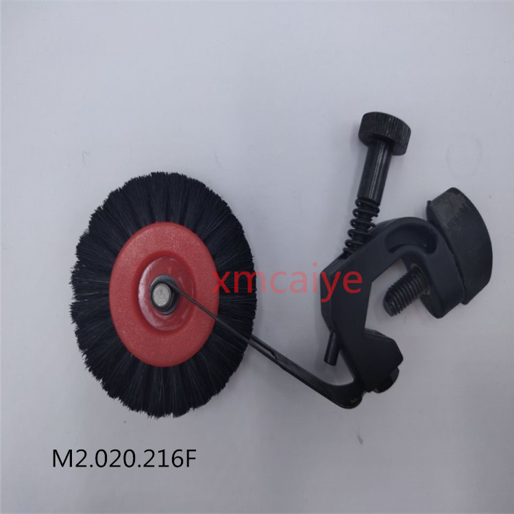 4 pieces free shipping SM74 circuit brush cpl M2.020.216F SM74 CD74 hard brush wheel-in Printer Parts from Computer & Office    2