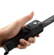 Tripod 4 In 1 Yunteng 1288 Bluetooth Extendable Selfie Stick Handheld Yt-1288 Monopod