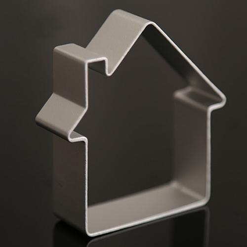 Aluminum Alloy Multi Shape Cutters, 10Pcs/lot