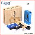Оригинал Cloupor T8 Мех MOD 150 Вт 18650 Box Mod Переменное Напряжение Электронная Сигарета Mod Kit