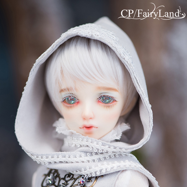 Fairyland Minifee Niella 1/4 BJD DOLLS fullset boy msd luts dollmore bluefairy High Quality toys resin  luodoll