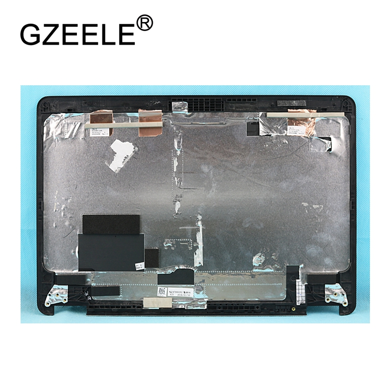 GZEELE NEW TOP LCD cover for Dell Latitude E7440 14 Lcd Back Cover Lid Assembly for Touching SCREEN 0WVMP3 for dell latitude e7440 brand new a shell top cover dp n 0dm6r