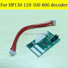 With Chip Decoder Don't Need Use Cartridge Chip For HP 10 11 82 84 85 Cartridges For HP Designjet 500 800 800ps 130 90 Printer недорго, оригинальная цена