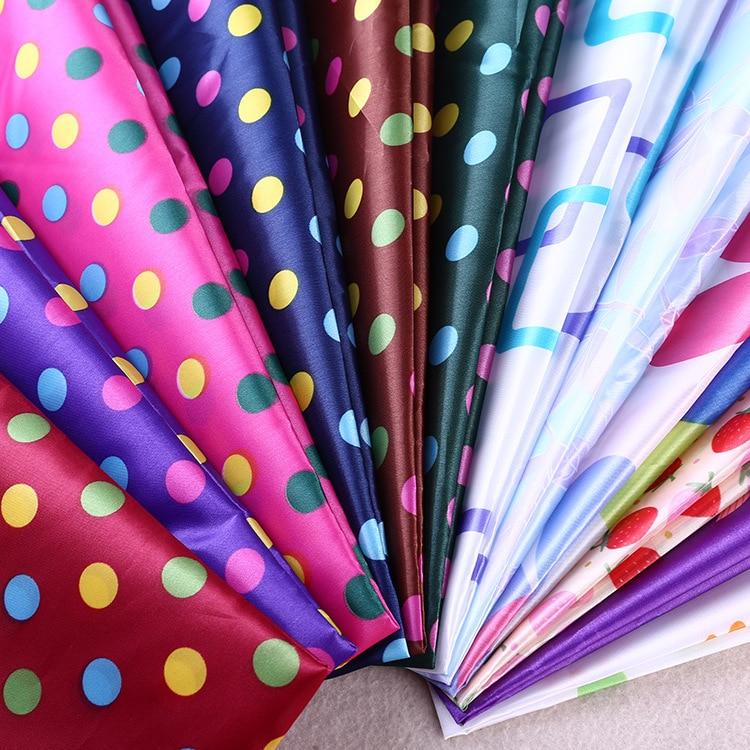 50*170 cm de tela de satén Impermeable para Niños Tejido ropa de Cama textil par