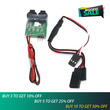 цена на 1pcs 3 in 1 Signal Loss Alarm & Loss Aircraft Finder & Low Voltage Buzzer 2-6S RC Lipo Battery Voltage Meter Monitor Tester