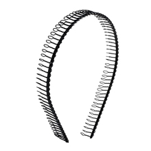 2017 NEW Metal Woman Hairdressing Hair Hoop Hairhoop Ornament 5Pcs Black