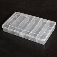 8 Grids Large Sundries Assort Collect Bin Box Components Org