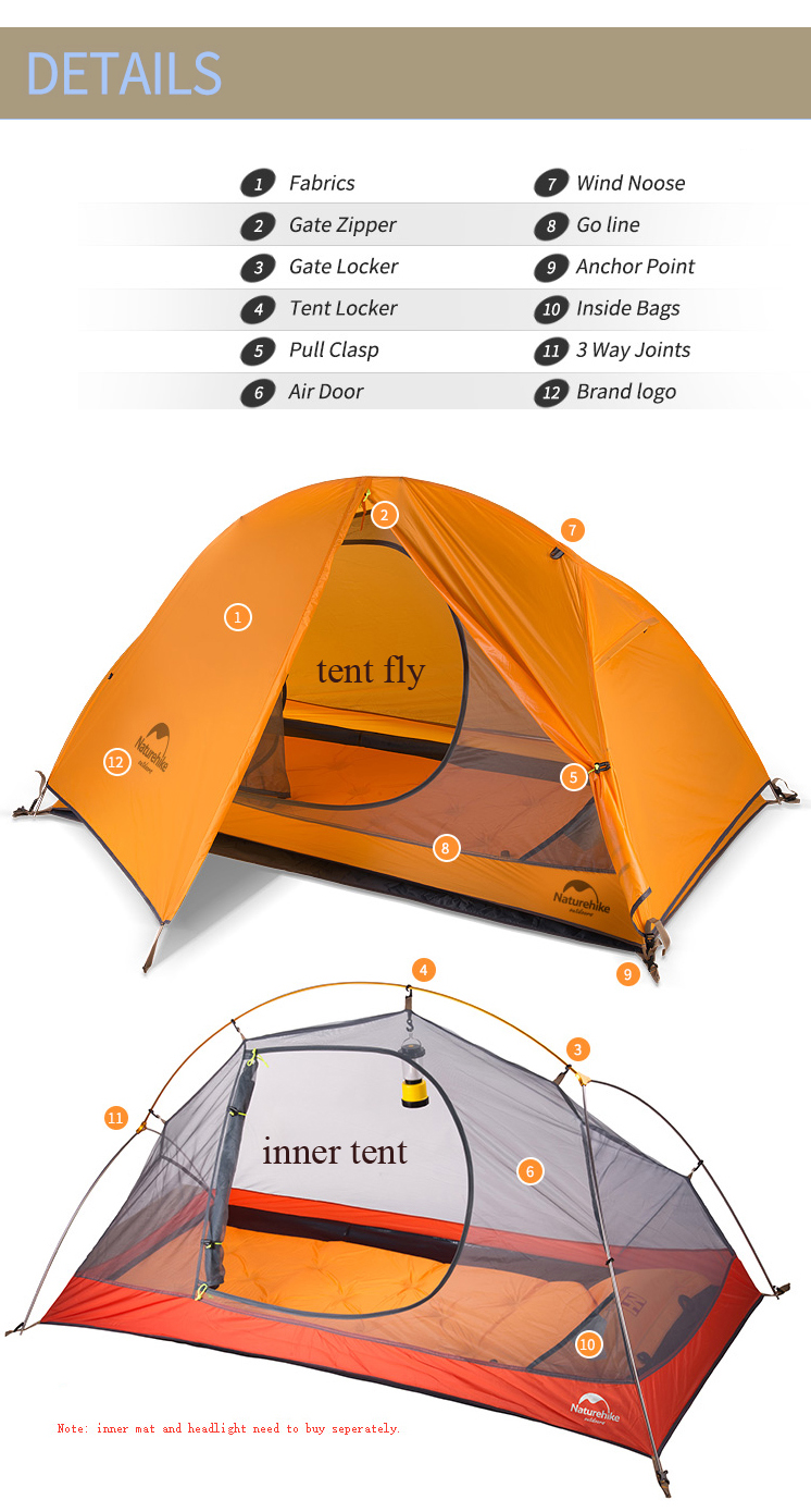 Cheap tent ultralight