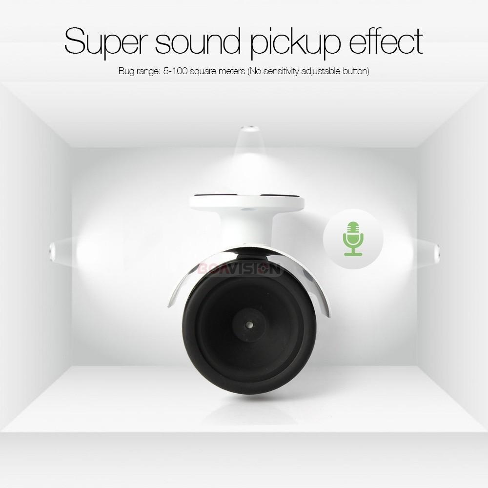 04 Waterproof Audio Pick Up