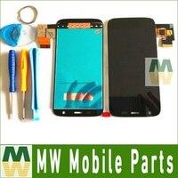 Orijinal quality1PC/Lot LCD Ekran + Dokunmatik Ekran + Ücretsiz Araçlar Meclisi Digitizer Moto G XT1032 Için Siyah renk