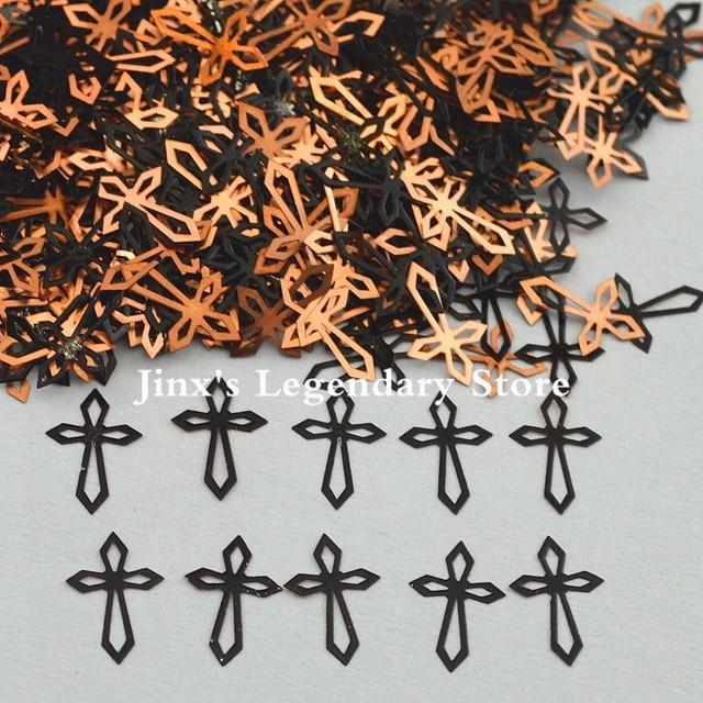 2017 de metal negro foil calcomanías de uñas etiqueta de Arte Del ...