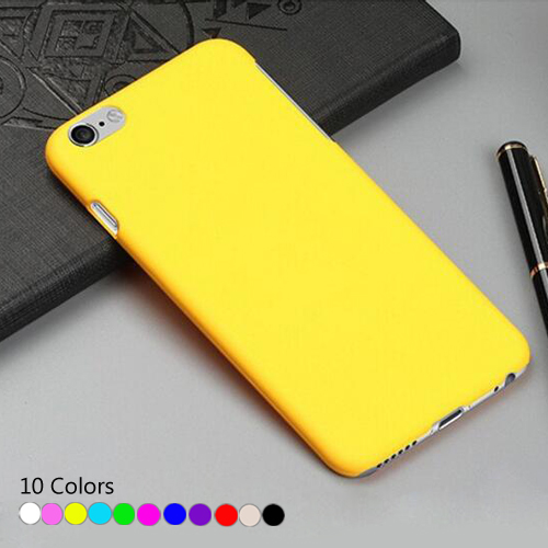 sale retailer 0985b 914ea US $2.99 |Cases For iPhone 7 Plus Super Slim Rubber Matte PC Hard Case  Cover For iPhone SE 5s 6s plus Phone Bag For iPod Touch 6 Fundas-in Fitted  ...