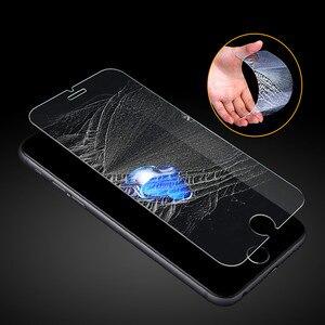 Image 5 - 9 H Ultra fino de vidro temperado para o iphone 8 7 6 6 S tela Mais filme protetor de vidro de proteção para o iphone x 5 5S se 4 4S