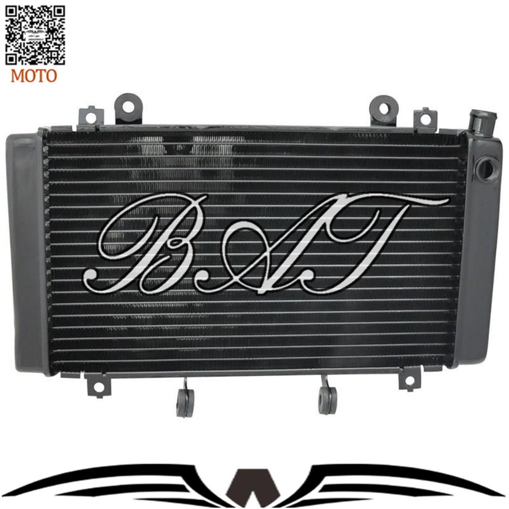 Motorcycle Parts Aluminium Cooling Replacement Radiator For Honda CBR 400 NC 23 1988-1989 Motorbike Radiator