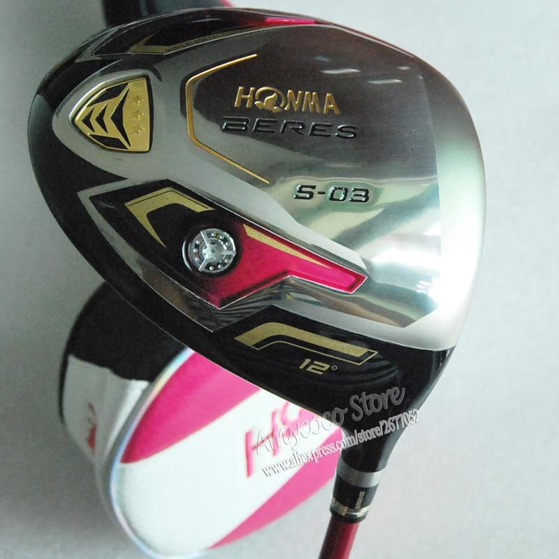 Νέα Γυναικεία Γκολφ Clubs Honma S-03 3star - Γκολφ - Φωτογραφία 2