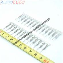 100X 000 979 012 E ecu instrument plug small terminal Seat Kabel crimp pins for ECU cruise terminal  VW Skoda Audi Golf Passat