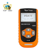 Hot Selling Vgate VS550 Automotive CAN ODB II 2 OBD2 OBDII Diagnose Code Reader Scanner Scan tools