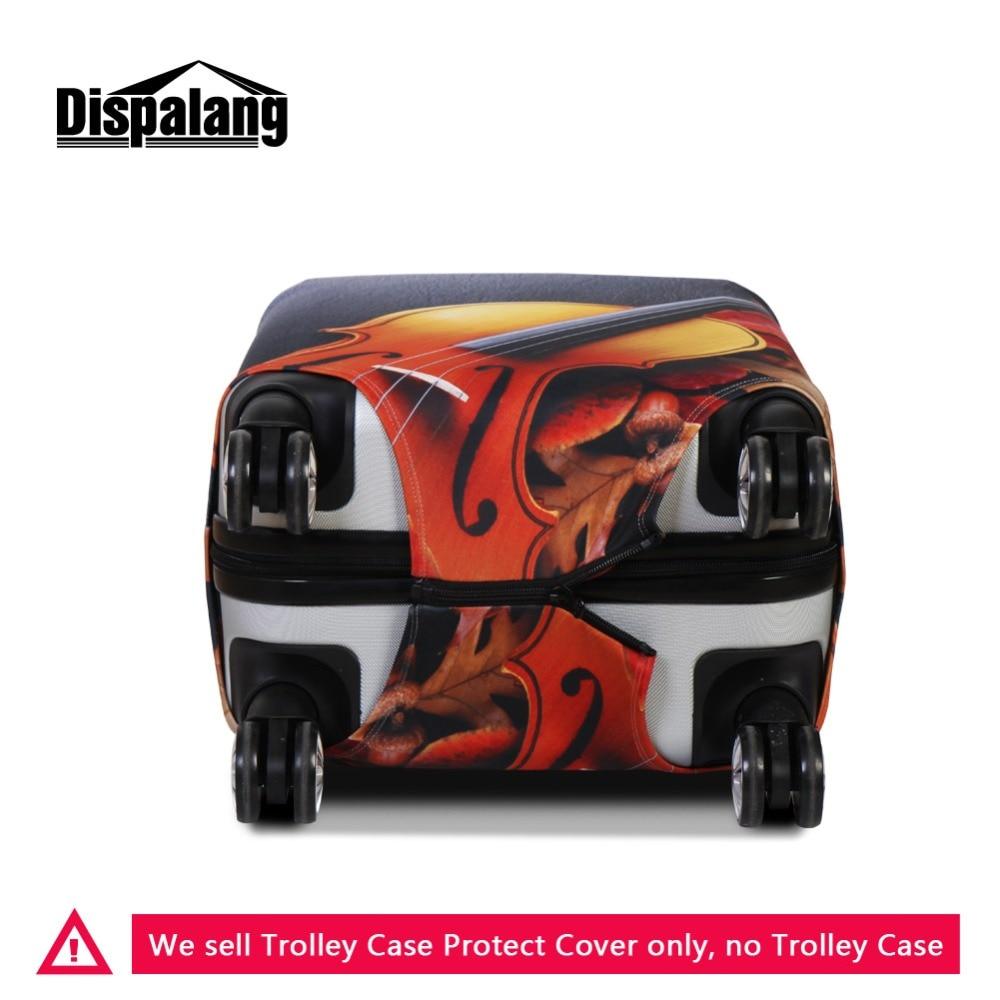 Čisti prtljažni pokrivači Voće 3D pokrivači za tisak za kovčege - Putni pribor - Foto 6