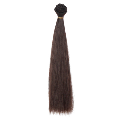 25 * 100CM Doll wigs / մազեր Ուղիղ մազերի համար - Փափուկ խաղալիքներ - Լուսանկար 4