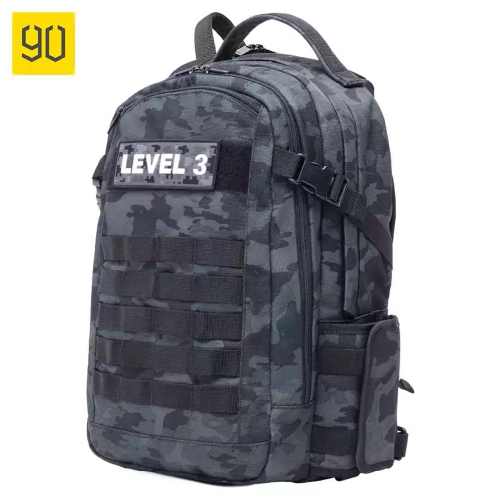 90FUN Xiaomi Ecological Chain Products 90FUN Level 3 Tactics Battle Backpack Game Laptop Bag Large Capacity