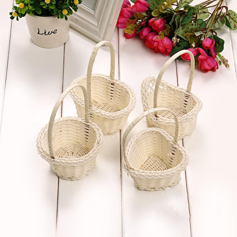 Buy Coniston Wicker Storage Basket: Aliexpress.com : Buy Mini Plastic Weaving Storage Basket