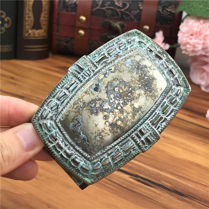 High Quality Alloy Vintage Belt Buckles For Men Diy Accessories Luxury Cowboy Metal Belt Buckle For Belt Ceinture Boucle AK0340
