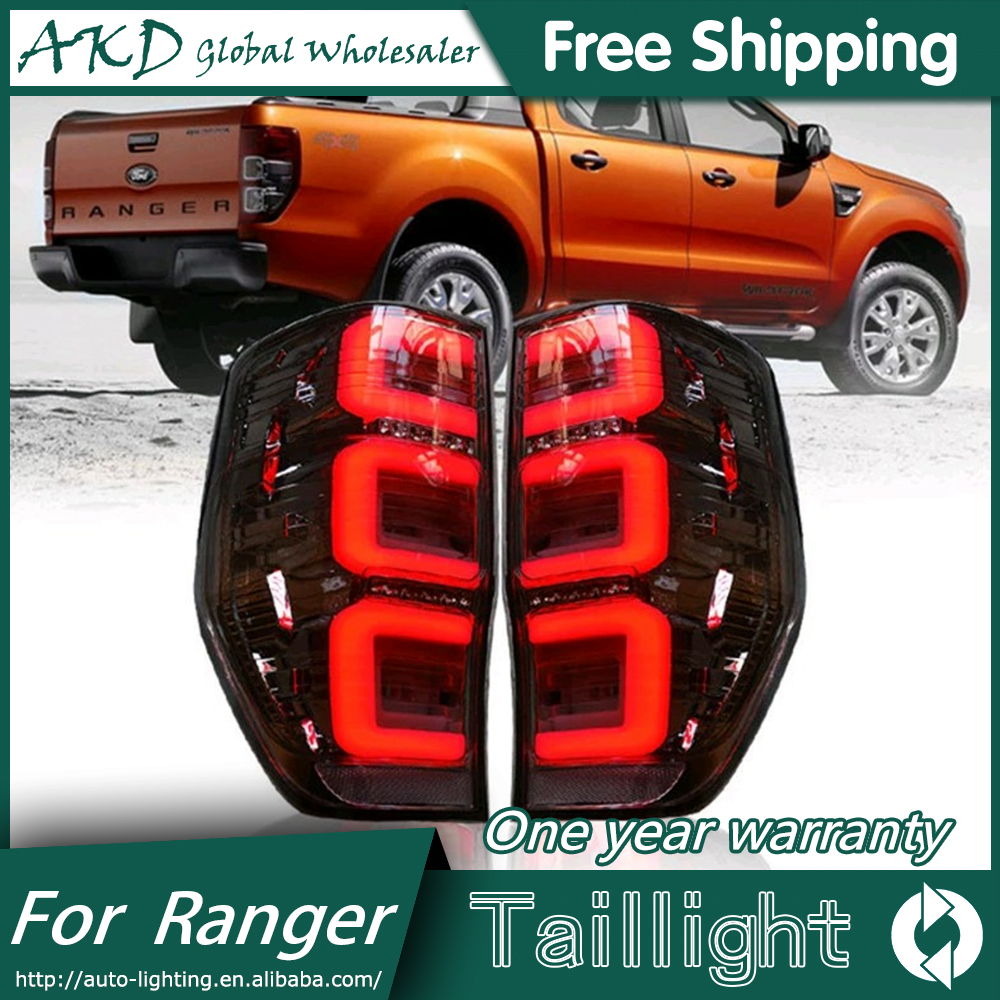AKD Car Styling Head Lamp for font b Ford b font font b Ranger b font