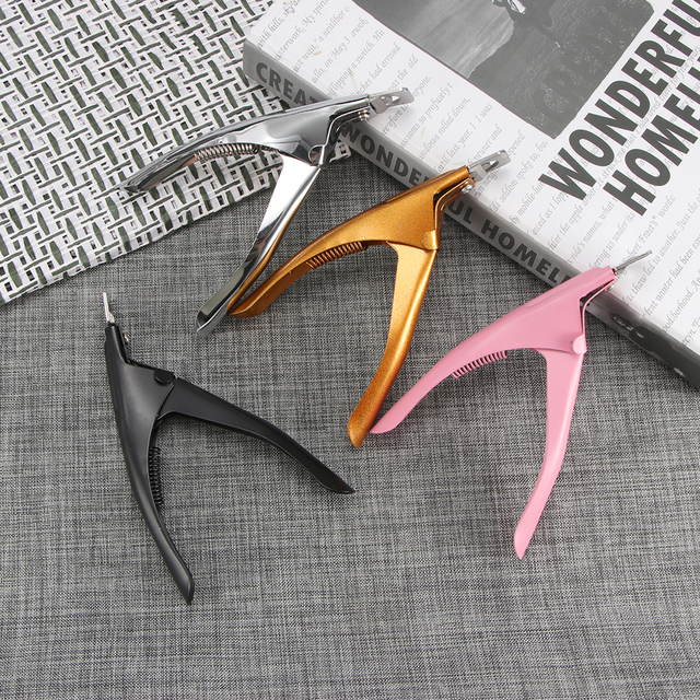 e3deb7113e US $2.15  1 Pcs Nails Tool Stainless Steel Manicure Beauty Tools Hot Sale  Acrylic UV Gel Nail Clippers Cutter False Nail Tips Cutting-in False Nails  ...