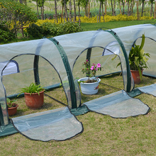 Folding pe glassfuls meat insulation water-resistant home decoration greenhouse garden flower house garden greenhouse