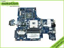 Placa Madre Del Ordenador Portátil para Lenovo ideapad Z500 NOKOTION LA-9061P VIWZ1_Z2 HM76 DDR3 NVIDIA N13P-GLR-A1 Envío Gratis