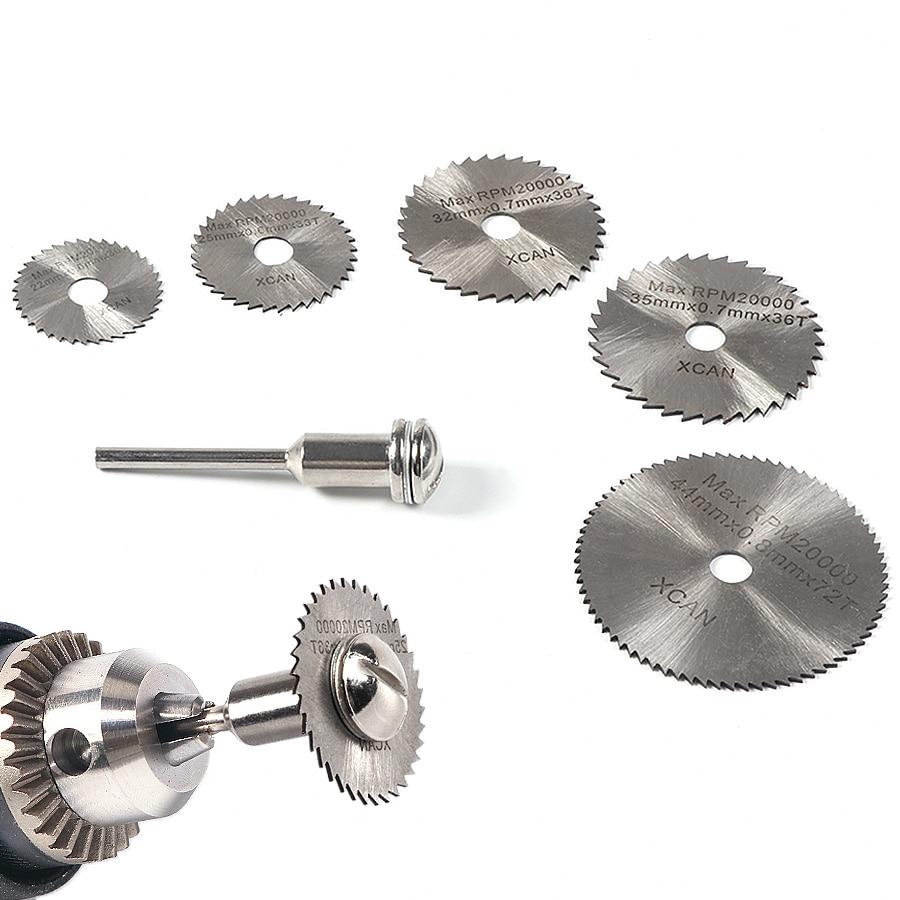 HSS Saw Blades For Dremel Ratory Tools Dremel Tools 6 Pieces Dremel Accessories