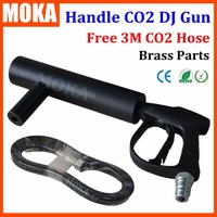 High Quality DJ Machine Co2 Machine Gun Co2 DJ Gun Co2 Hand Guns For DJ Stage Co2 Equipment