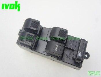 Interrupteur de commande principal de fenêtre d'alimentation électrique avant RH pour Toyota Duet Daihatsu Suzuki 84820-97410 514799-000