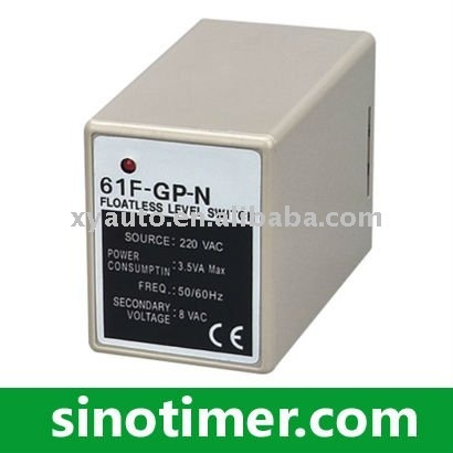 OMRON Brand 220V AC Floatless Level Switch 61F-GP-N