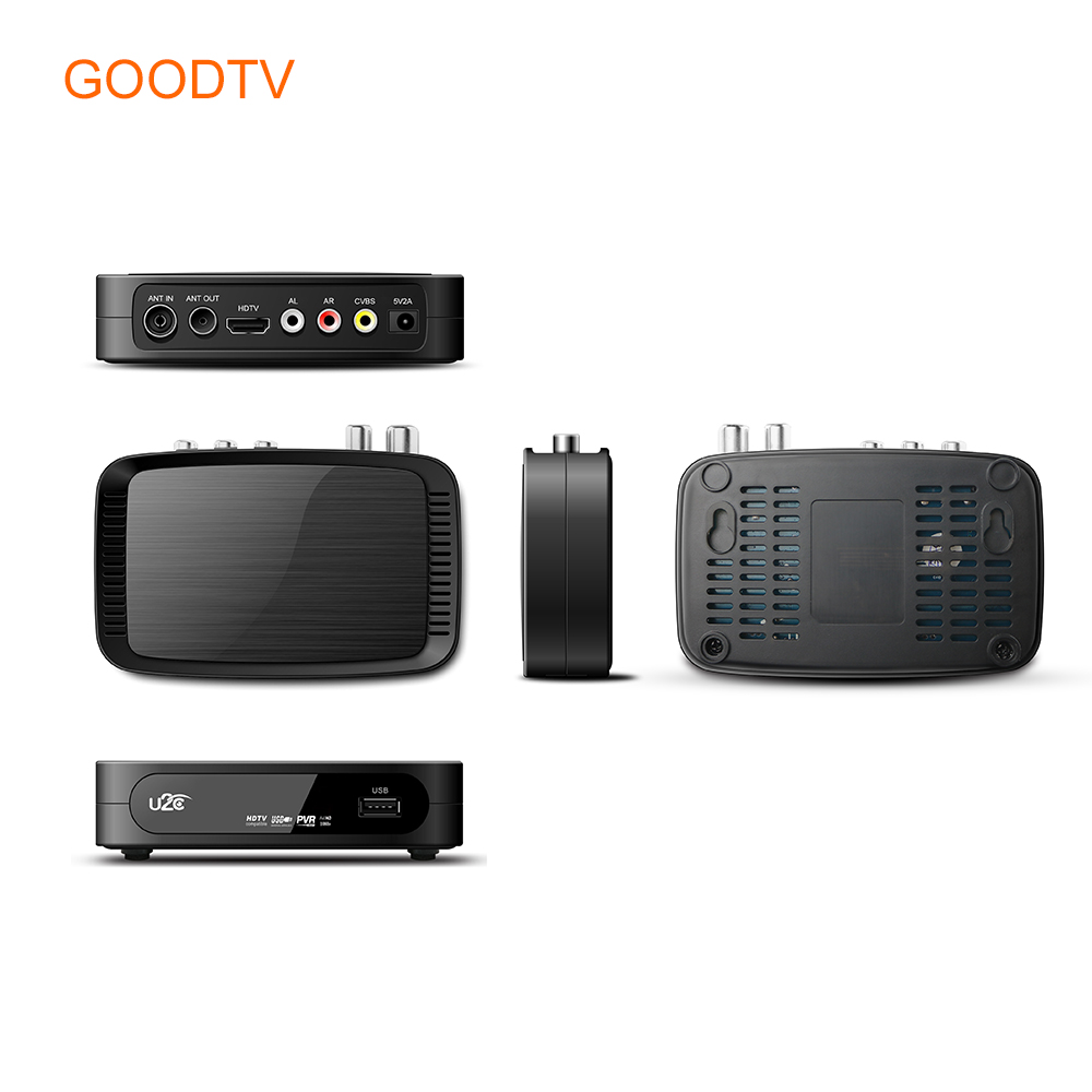dvb t2 tv box picture more detailed picture about dvb t2 tv box hd digital u2c set top box. Black Bedroom Furniture Sets. Home Design Ideas