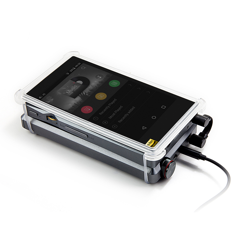 Bundle Sale of FiiO Portable Hi-Res Music Player X5 MKIII With Headphone Amplifier A5