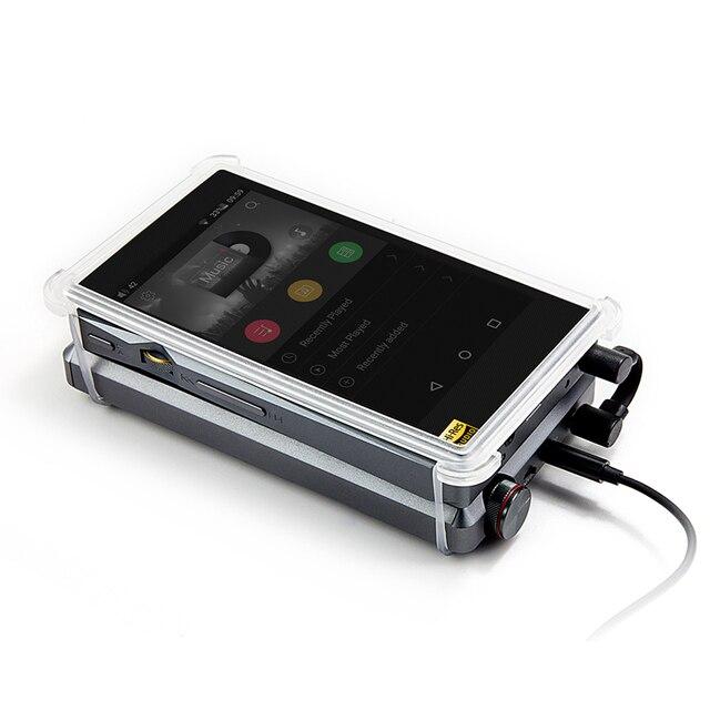 Paquete de venta de FiiO portátil Hi-Res reproductor de música X5 MKIII con amplificador de auriculares A5
