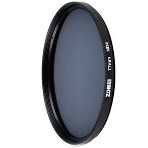 Image 2 - Zomei neutralnej gęstości soczewka filtra zestaw ND ND2 + ND4 + ND8 52mm 58mm 62mm 67mm 77mm 82mm dla Canon Nikon Sony obiektyw aparatu