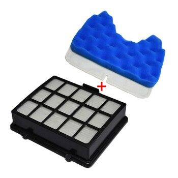 3 pièces Filtre À Poussière Hepa Filtre Éponge Ensemble Kits Pièces D'aspirateur pour samsung DJ97-00492A SC6520 SC6530/40/50/60/70/80/90